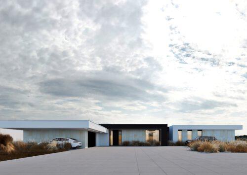RE: LAND HOUSE projektu architekta Marcina Tomaszewskiego REFORM Architekt