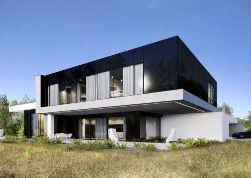 Dom RE: PERFECT HOUSE projektu architekta Marcina Tomaszewskiego REFORM Architekt