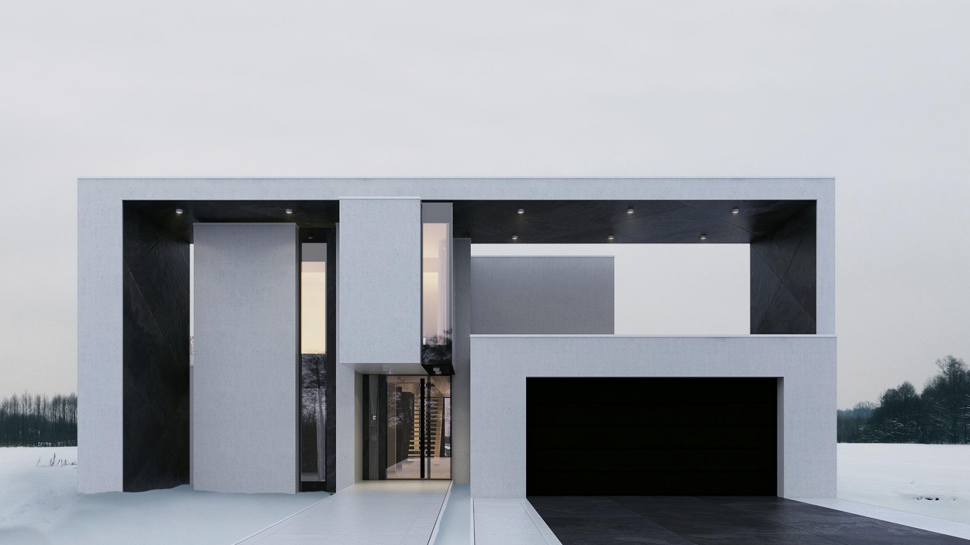 RE: UNITY HOUSE projektu architekta Marcina Tomaszewskiego REFORM Architekt