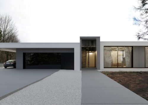 RE: CONCRETE HOUSE projektu architekta Marcina Tomaszewskiego REFORM Architekt