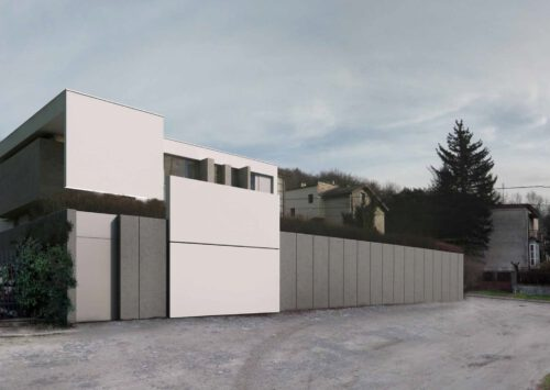 RE: ELEMENTS HOUSE projektu architekta Marcina Tomaszewskiego REFORM Architekt