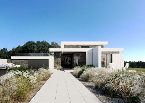 RE: GRADED HOUSE projektu architekta Marcina Tomaszewskiego REFORM Architekt