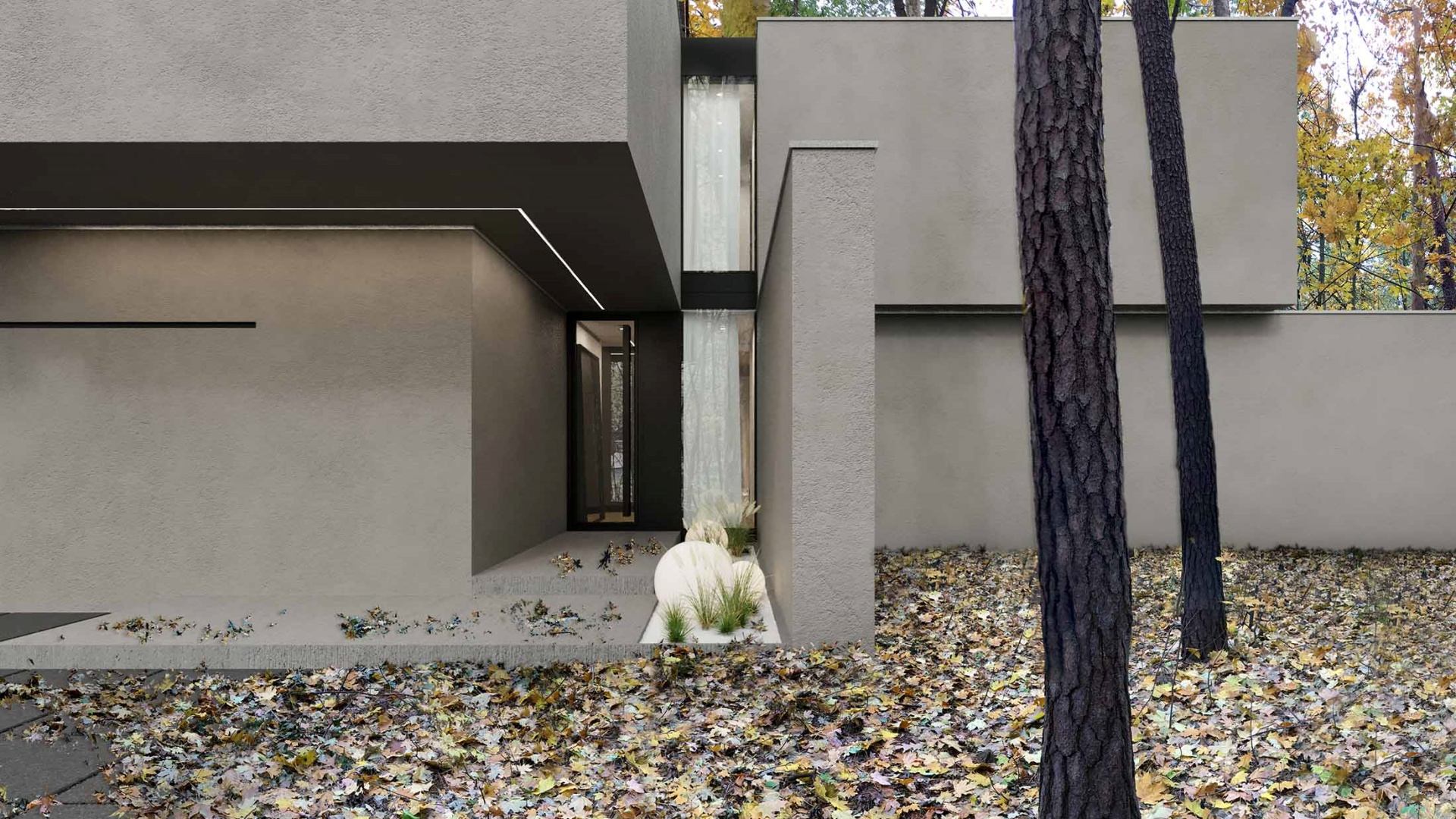RE: GREY HOUSE projektu architekta Marcina Tomaszewskiego REFORM Architekt