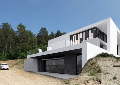 RE: HOUSE ON THE SAND projektu architekta Marcina Tomaszewskiego REFORM Architekt