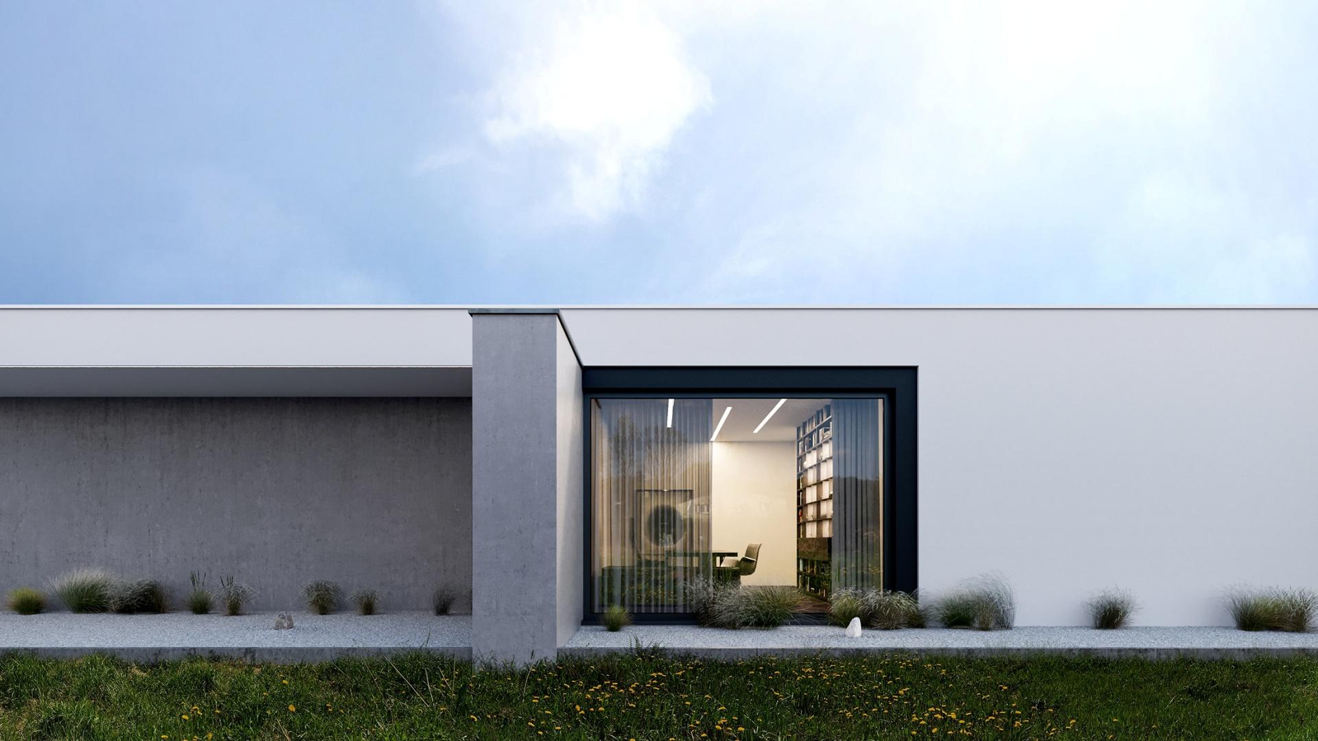 RE: MODERN HOUSE projektu architekta Marcina Tomaszewskiego REFORM Architekt