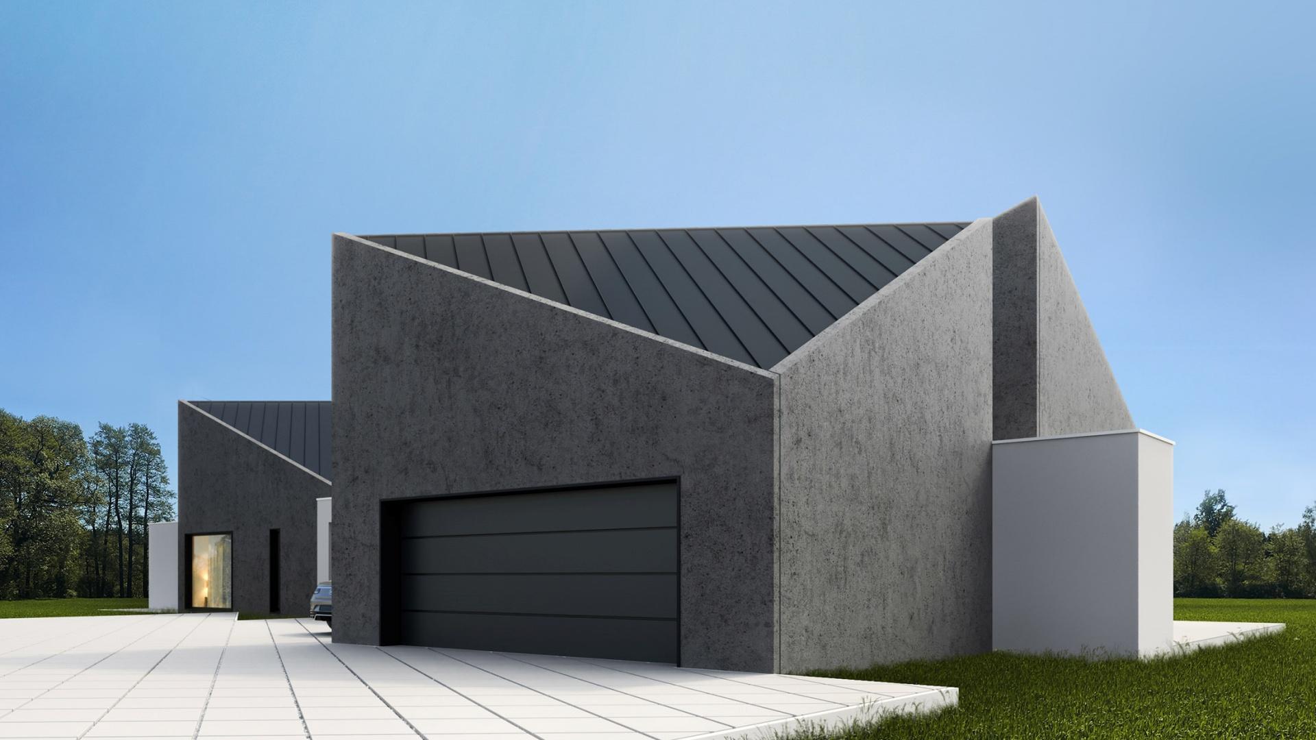 RE: THREE BLOCK HOUSE projektu architekta Marcina Tomaszewskiego REFORM Architekt