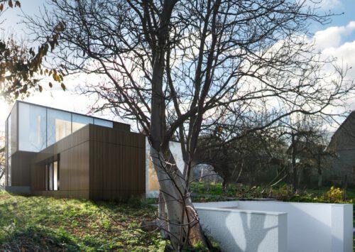 RE: TRIPLE BOX HOUSE projektu architekta Marcina Tomaszewskiego REFORM Architekt