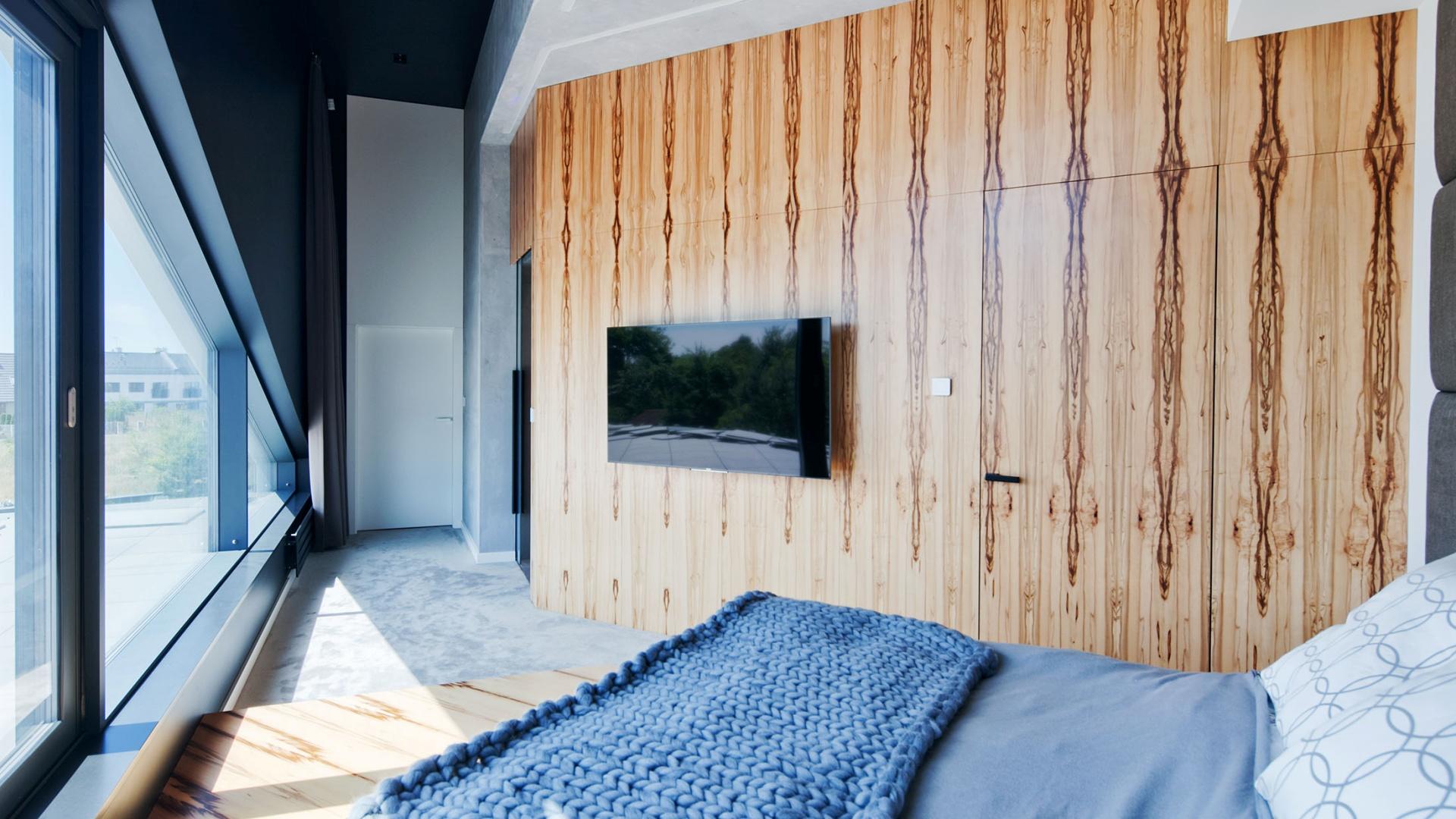 Projekt wnętrz dom w Szczecinie projektu architekta Marcina Tomaszewskiego REFORM-Architekt
