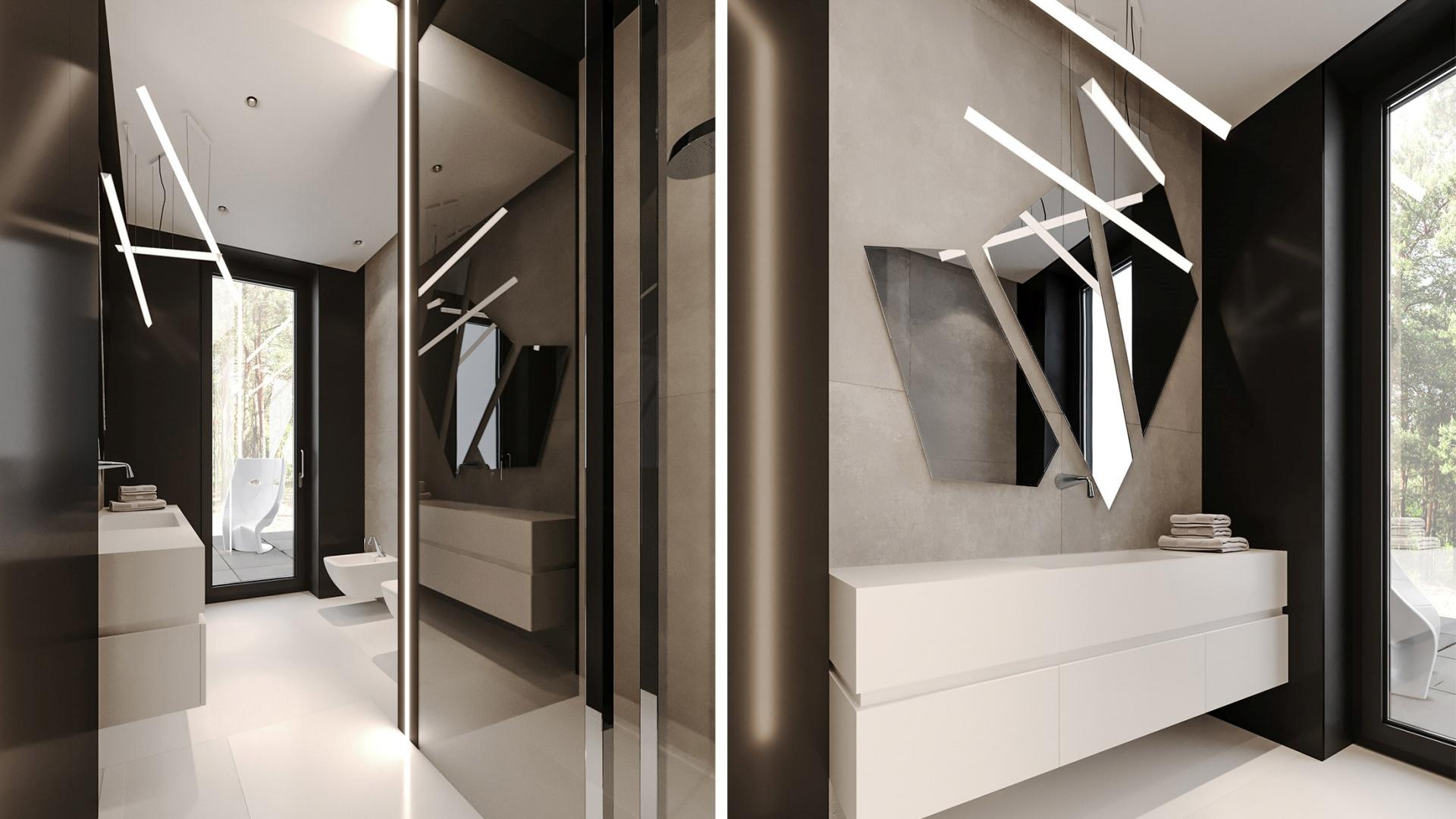Projekt wnętrz RE: GROUND FLOOR HOUSE 2.0 projektu architekta Marcina Tomaszewskiego REFORM-Architekt