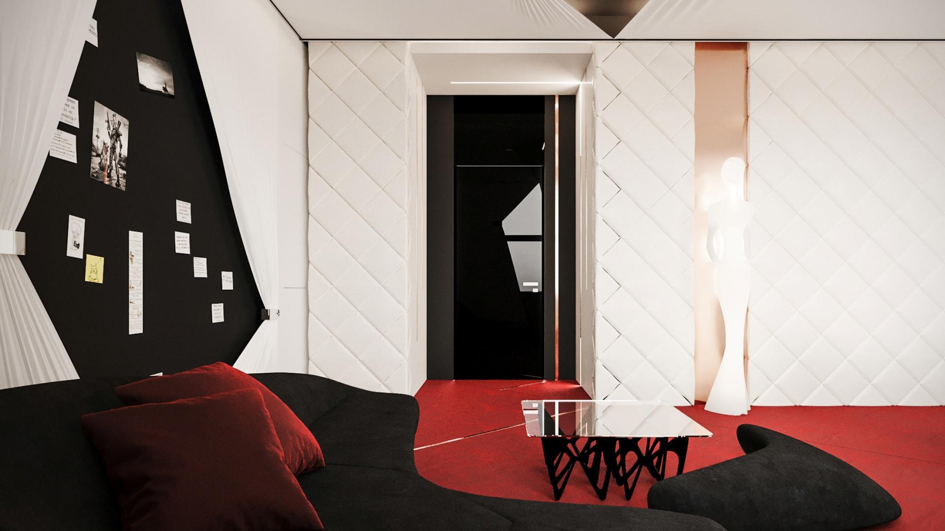 Projekt wnętrz RE: INDIGO OFFICE 2.0 projektu architekta Marcina Tomaszewskiego REFORM Architekt
