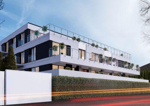 RE: APARTMENTS PLAŻOWA STREETS projektu architekta Marcina Tomaszewskiego REFORM Architekt