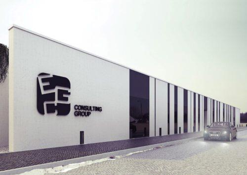 RE: EGC BUILDING projektu architekta Marcina Tomaszewskiego REFORM Architekt