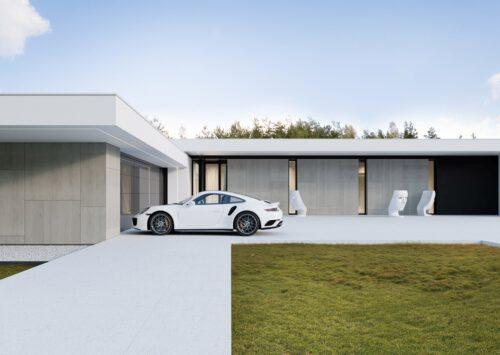RE: DOUBLE L HOUSE projektu architekta Marcina Tomaszewskiego REFORM Architekt