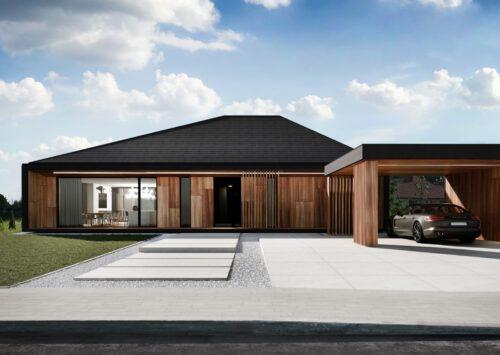 RE: VOLCANO HOUSE projektu architekta Marcina Tomaszewskiego REFORM Architekt